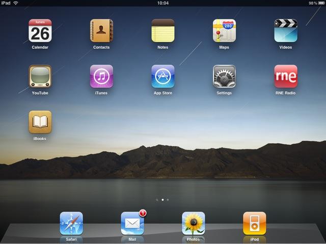 iBooks descargado
